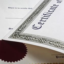 certificate-blog